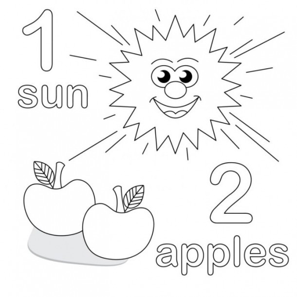 Coloring Pre Kindergarten At Free Kg Worksheets Sheets For Nursery