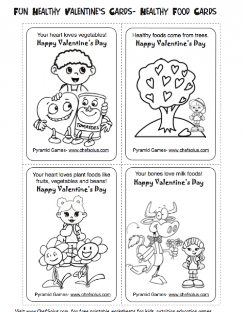 Healthy Valentine S Day Activities For Kids
