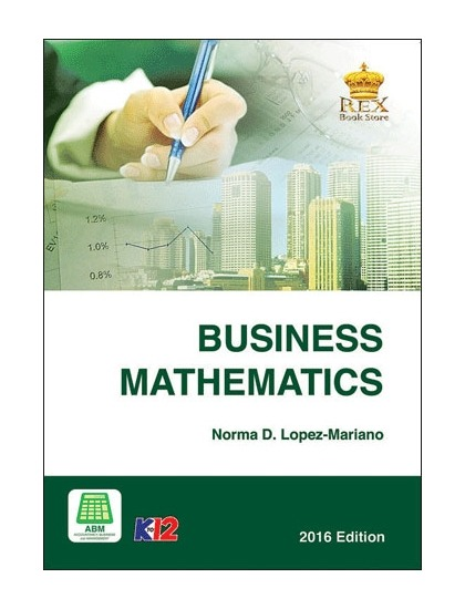 Pdf  Business Mathematics A Textbook For Schools
